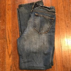 Men's Banana Republic straight leg jeans